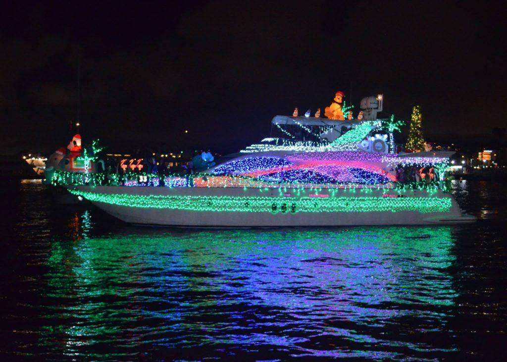 San Diego Bay Parade of Lights