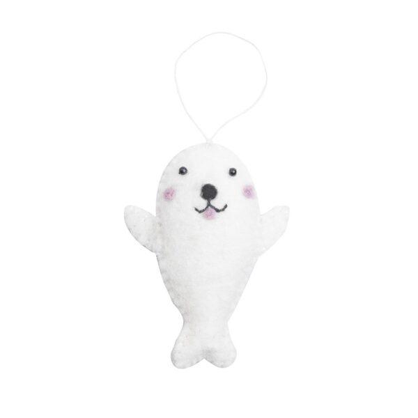 Seal Arctic Animal Ornament