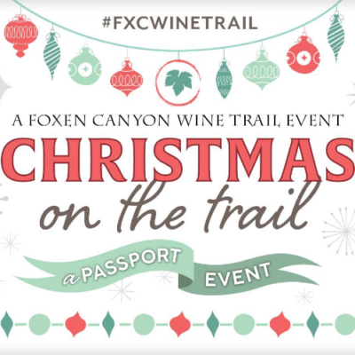 Christmas on the Trail Wine Passport