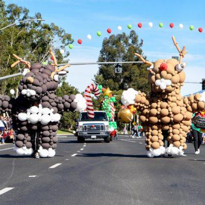 2018 Laguna Niguel Holiday Parade