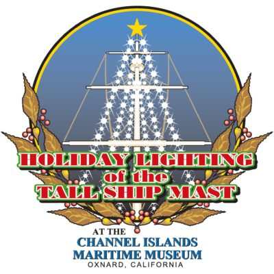 Holiday Lighting of the Tall Ship Mast