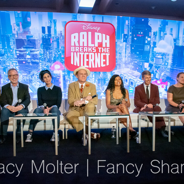 The Ralph Breaks the Internet Cast Talk About Insecurities; Parenting
