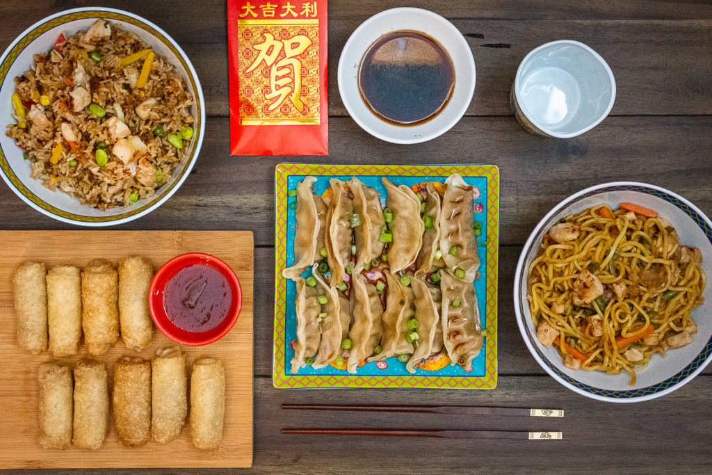 4 Traditional Chinese Foods for Your Lunar New Year Celebration