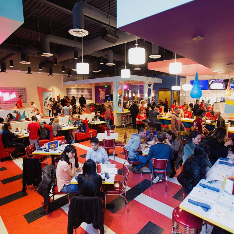 Saved By The Bell Pop Up + Dinner at The Max