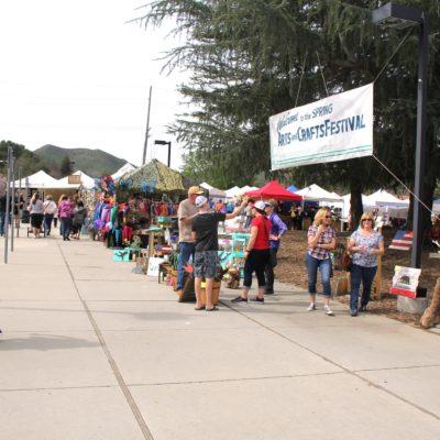 Spring Art & Crafts Festival
