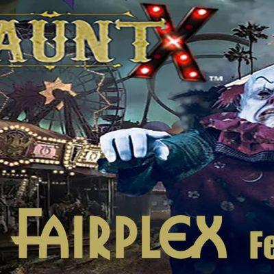 HauntX Halloween and Haunter's Expo