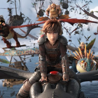 Brave, Courageous, Fearless – The Important Messages Behind the How to Train Your Dragon: The Hidden World
