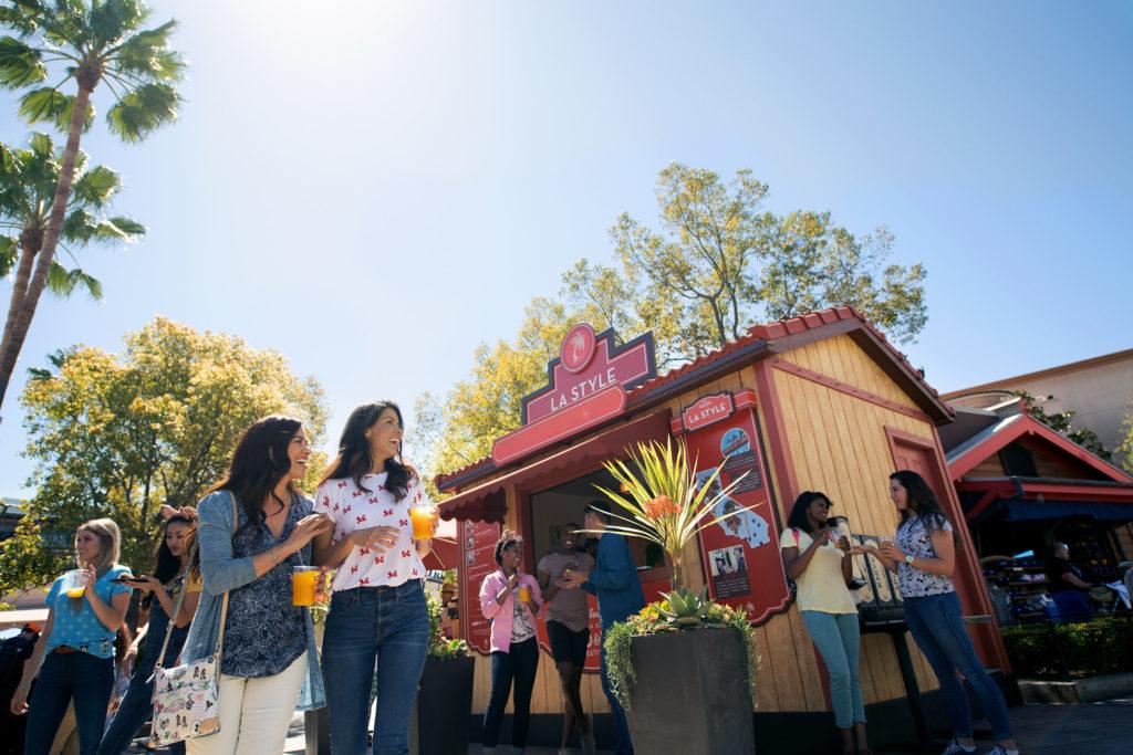 Disney California Adventure Food & Wine Festival Expands to 54 Days of Fun