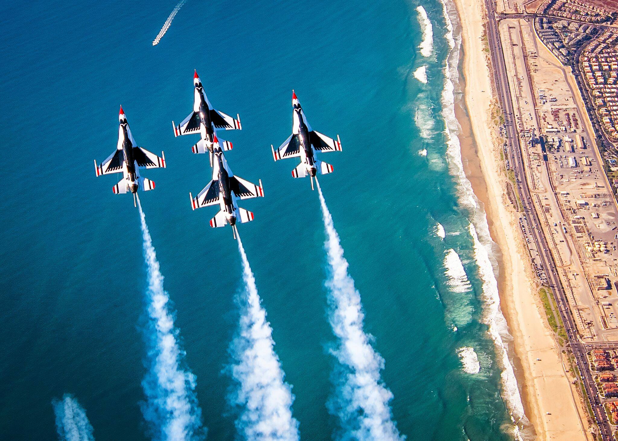 The 2019 Great Pacific Airshow
