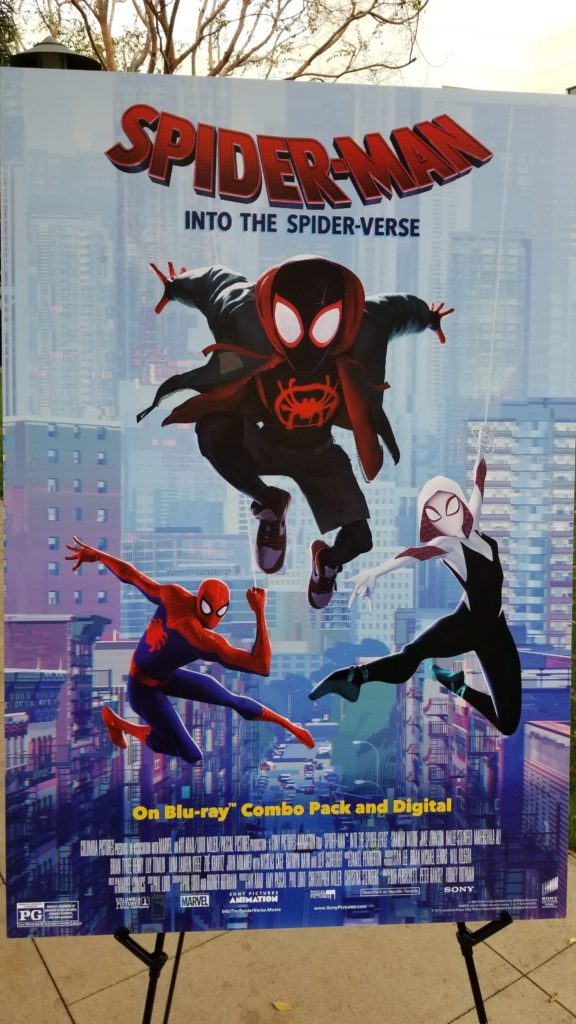 A Behind the Scenes Look into the Spider-verse