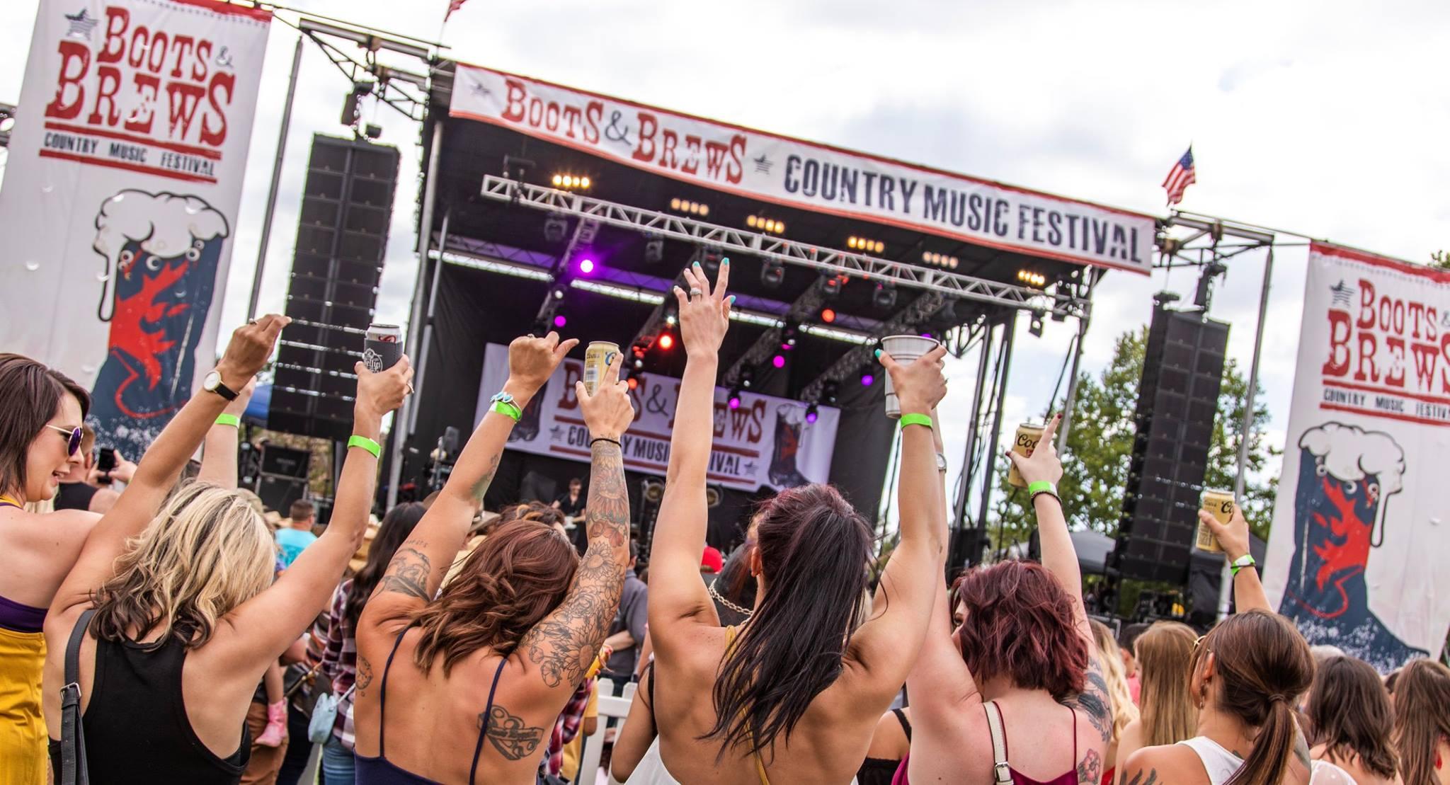 Boots & Brews Country Music Festival - Santa Clarita
