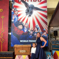 World Premiere of Disney's Dumbo