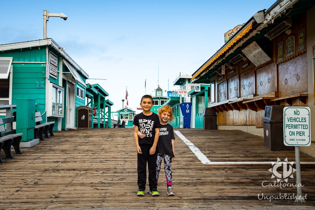 Green Pleasure Pier, Avalon, Santa Catalina Island