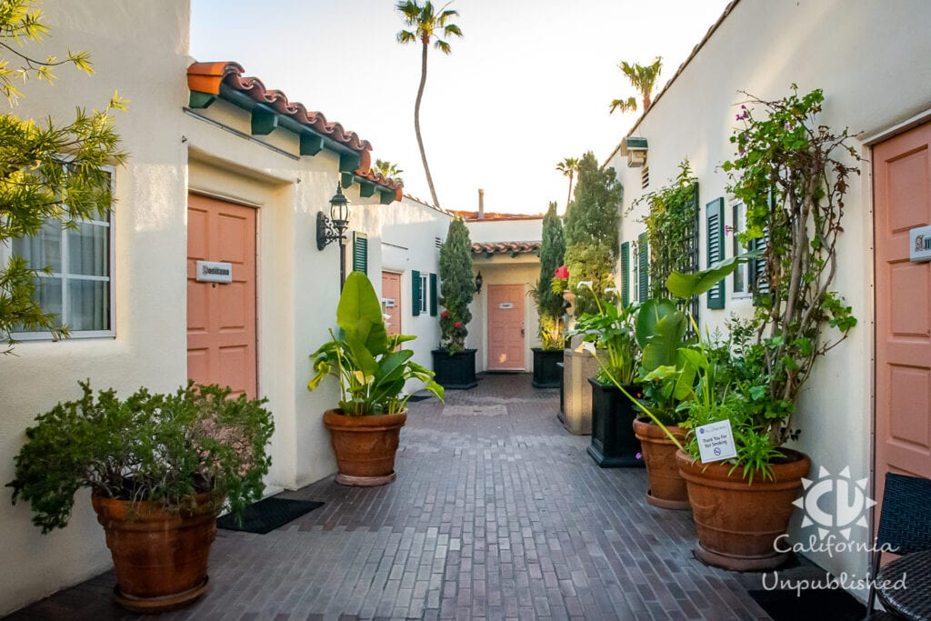 Portofino Hotel, Avalon, Santa Catalina Island