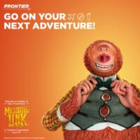 Travel to the Wild Places of the World - Win a $250 Voucher for Frontier Airlines