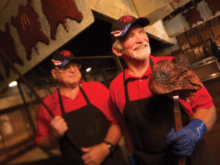 Best Restaurants to Experience Traditional Santa Maria Barbecue Style