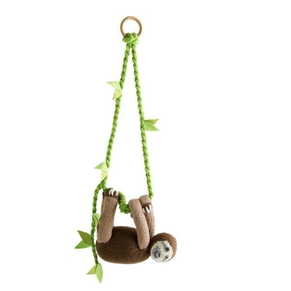 Sleeping Sloth Mobile