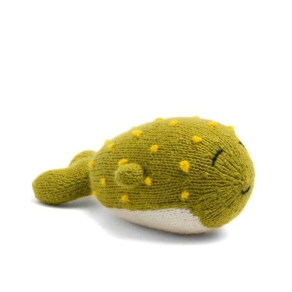 Stuffed Alpaca Blowfish