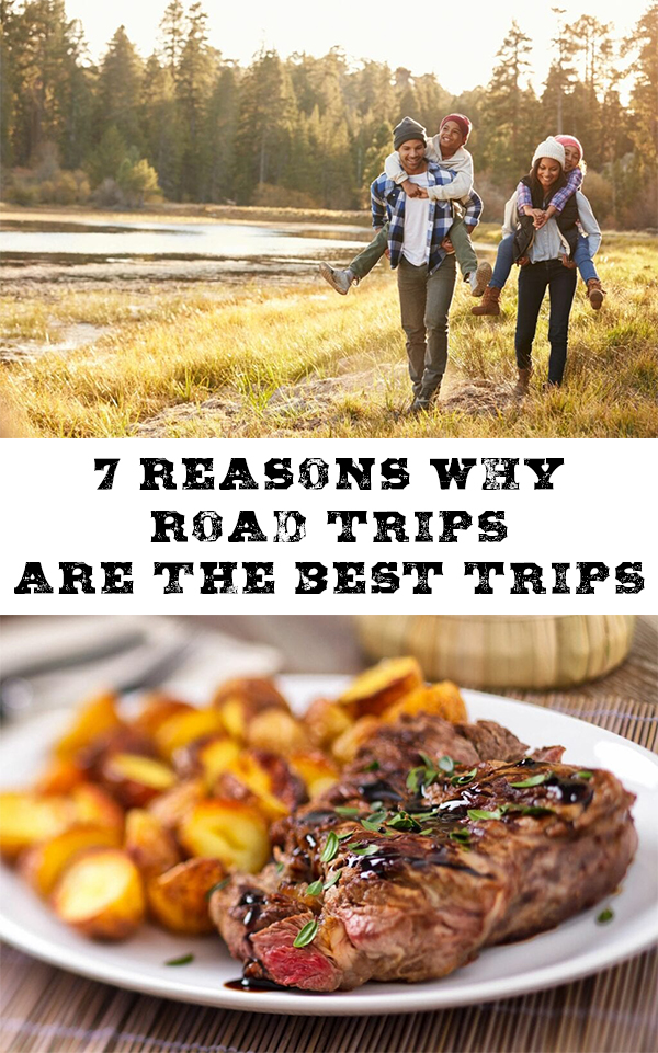 7 Reasons Why Road Trips are the Best Trips