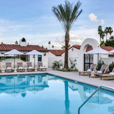 """""""Dream, Drink, Dine"""" - Summer Getaway at Palm Springs' Luxury Hotel La Serena Villas and Azúcar"""