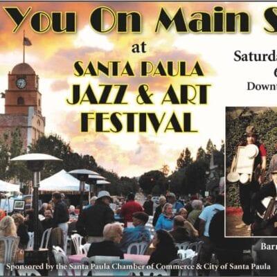 Santa Paula Jazz & Art Festival