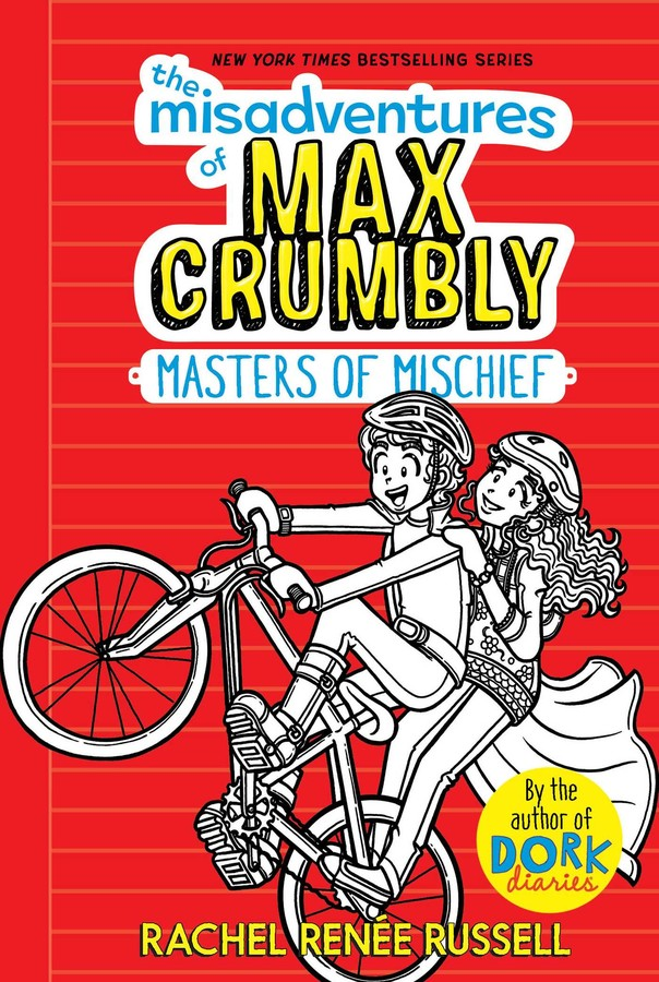 Giveaway: The Misadventures of Max Crumbly