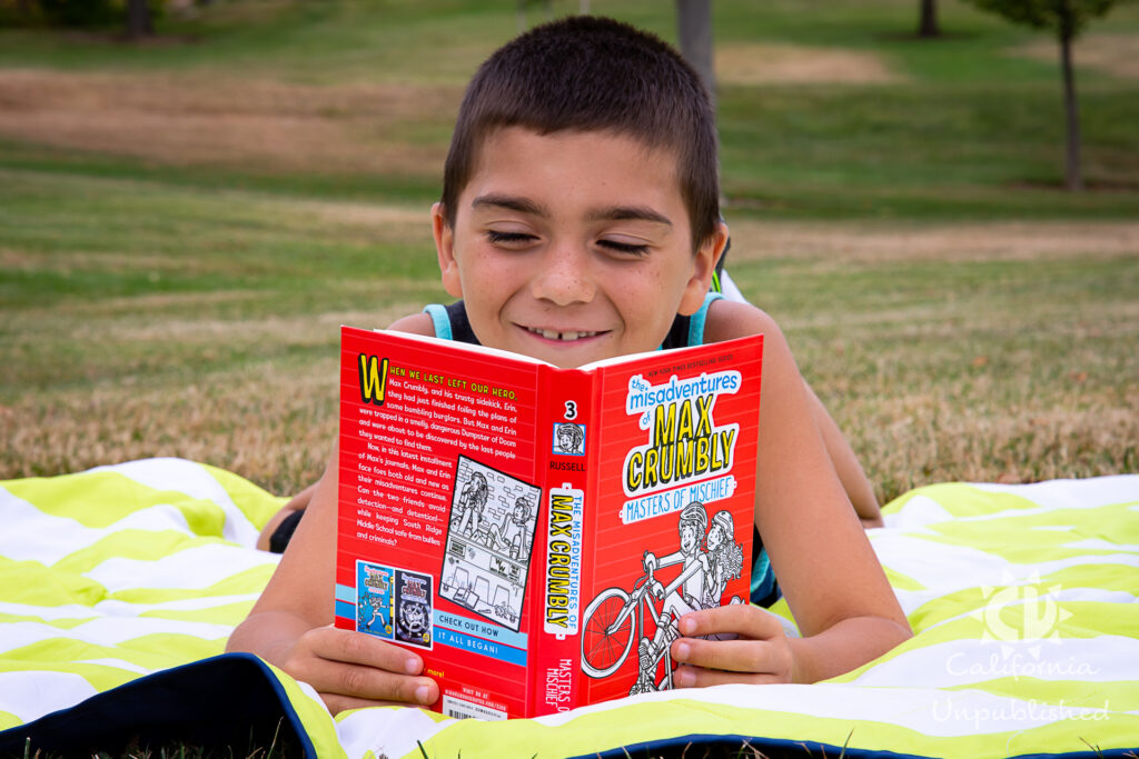 Giveaway - The Misadventures of Max Crumbly: Masters of Mischief