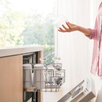 Simplify the Way You Clean Dishes with the Bosch 500 Series Dishwashers