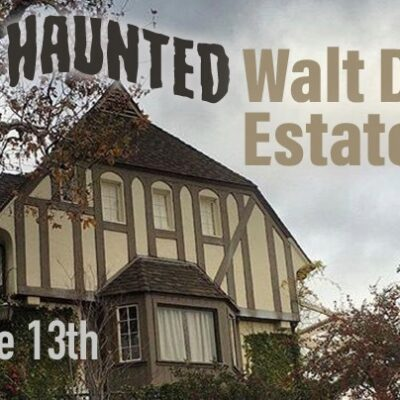 Walt Disney's Haunted Los Feliz Estate Tour