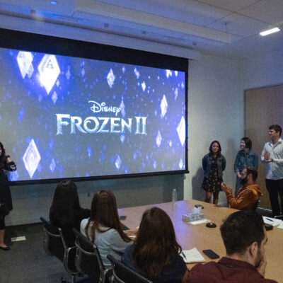 Behind the Scenes of the Enchanted Forests and Dark Seas of Frozen 2