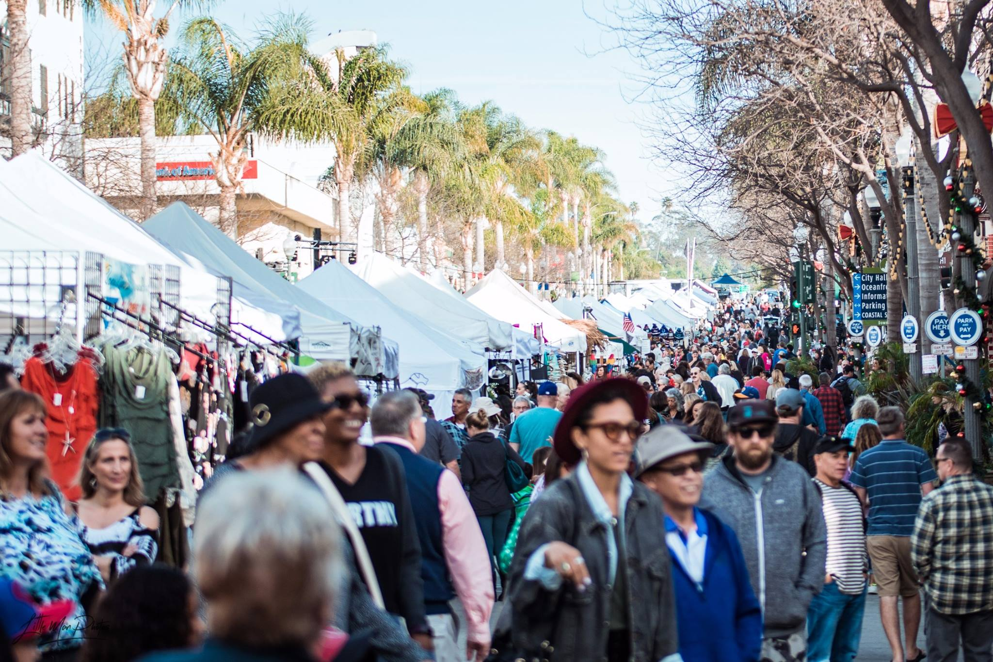 Ventura Holiday Street Fair
