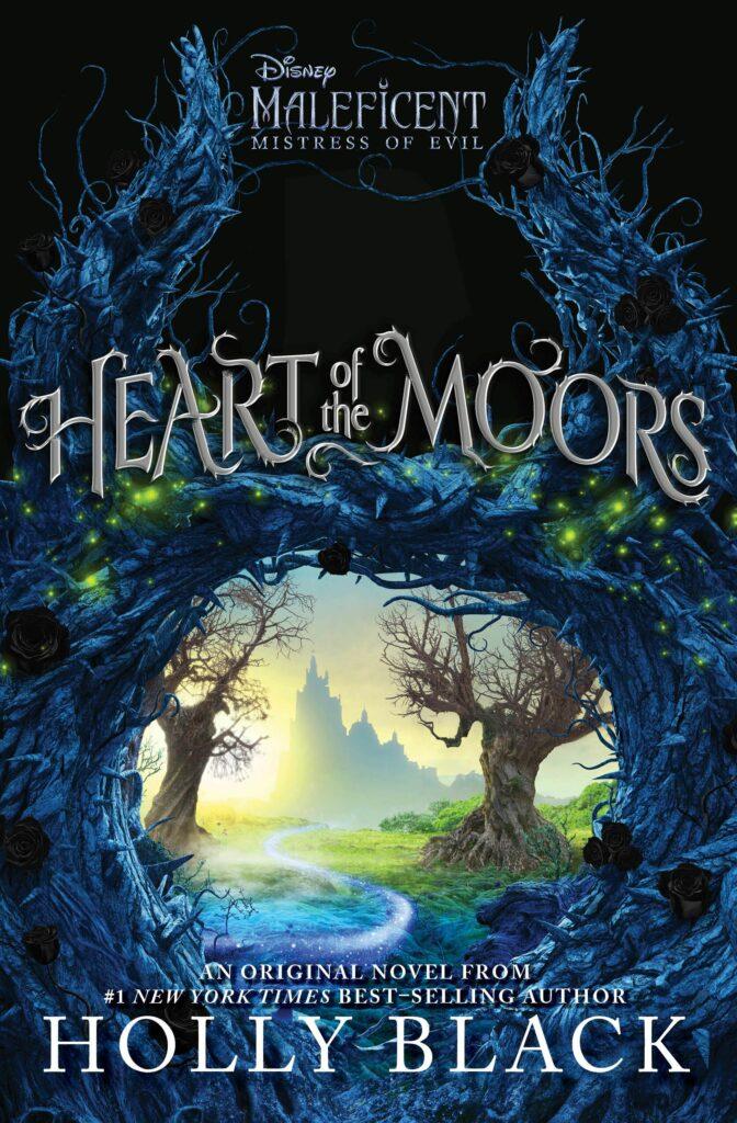 Maleficent Felt Headband + Disney Books Heart of the Moors Giveaway