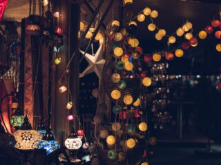 The Best Christmas Light Displays in California