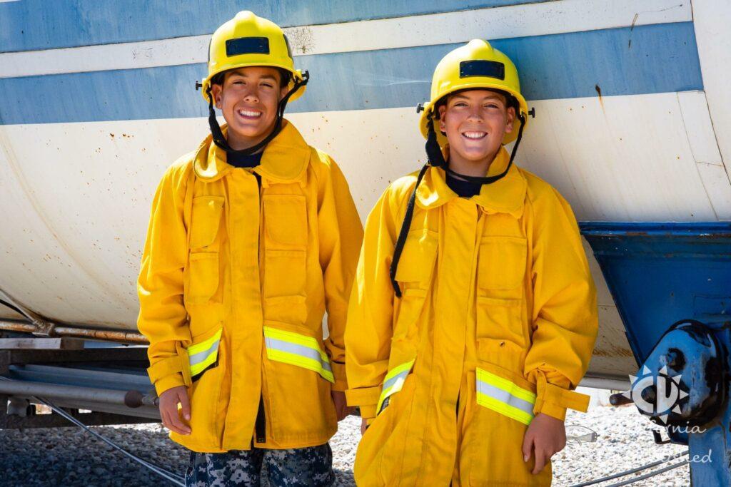 Ventura County Junior Fire Academy