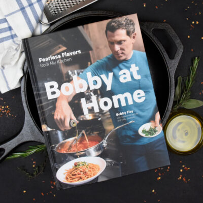Unleash Fearless Flavors with Bobby at Home
