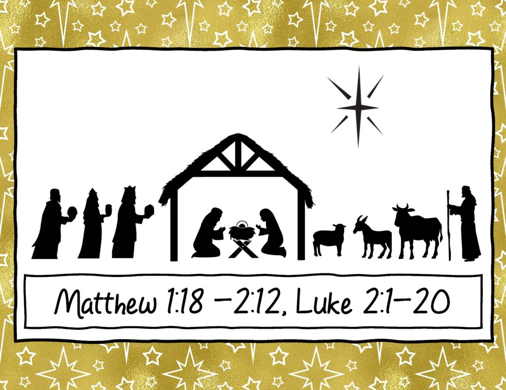 Celebrate the 12 Days of Christmas with your kids this holiday season with this free printable LEGO Nativity Challenge, perfect for helping kids learn about the true meaning behind this holiday season.