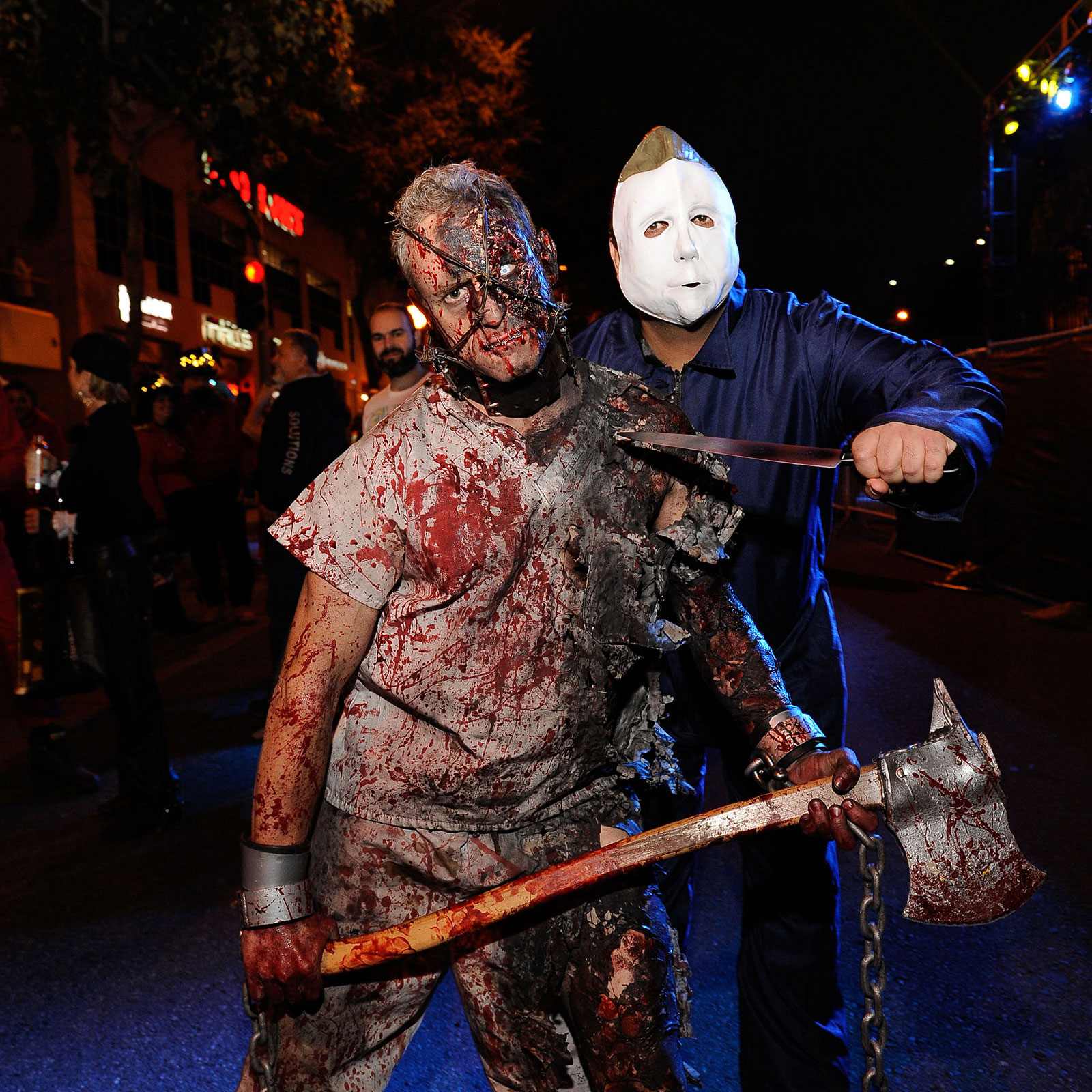West Hollywood Halloween Canaval