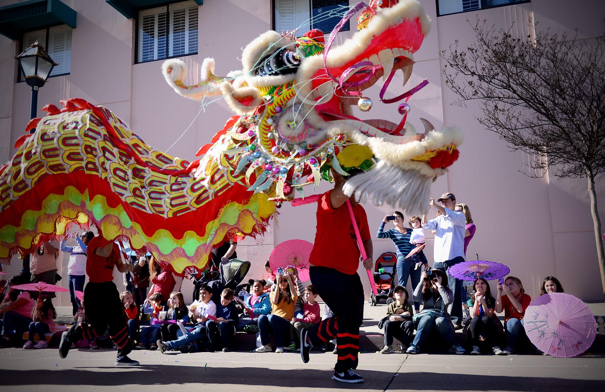 The 121st Golden Dragon Parade