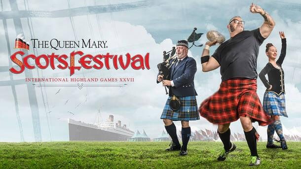 The Queen Mary's ScotsFestival