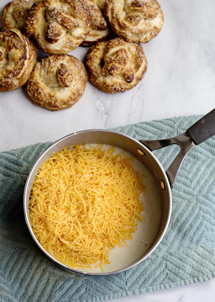 Biscuit Pretzels - Easy Homemade Soft Pretzel Recipe