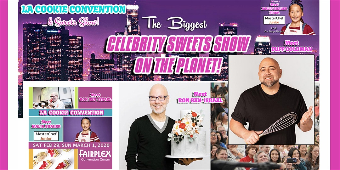 LA Cookie Convention and Sweets Show