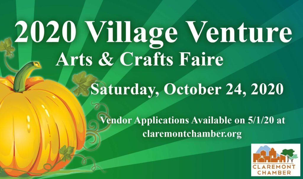 Claremont Village Venture Arts & Craft Fair