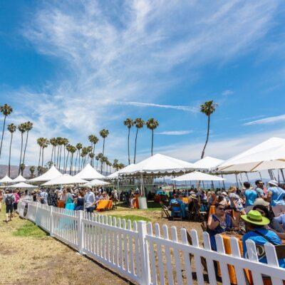 California Wine Festival in Santa Barbara