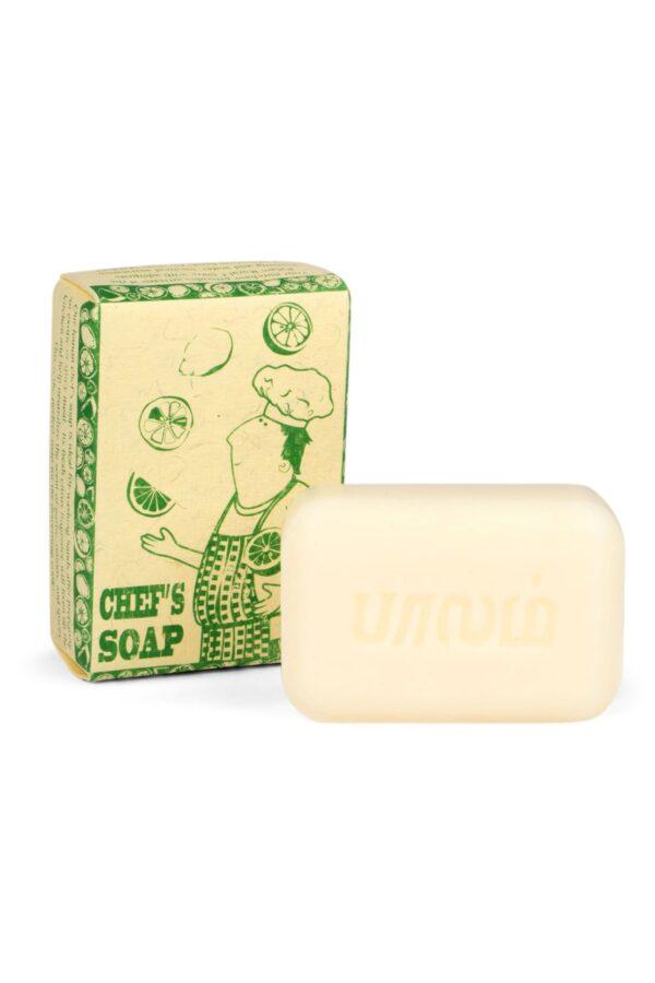 Lemon Chef's Soap