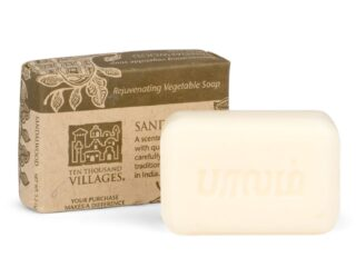 Handmade Sandalwood Soap