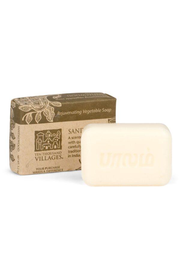 Handmade Sandalwood Soap
