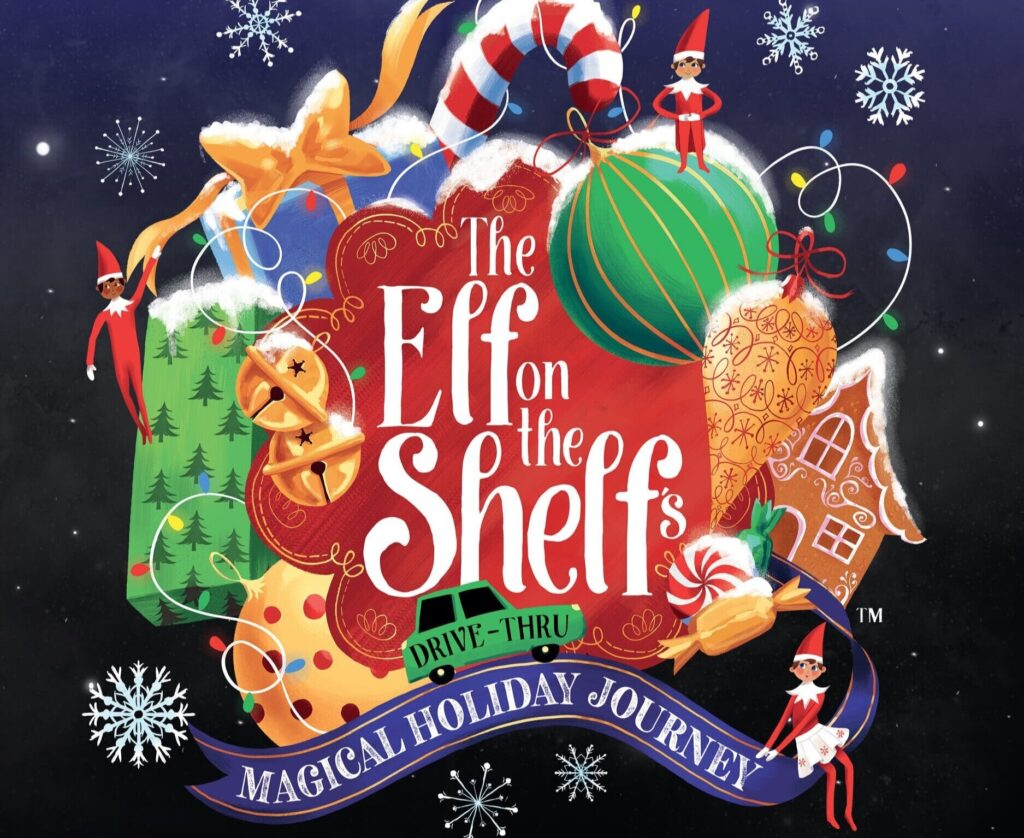 The Elf on the Shelf's Magical Holiday Journey 2