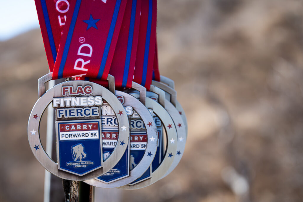 Wounded Warrior Project (WWP) Carry Forward 5K