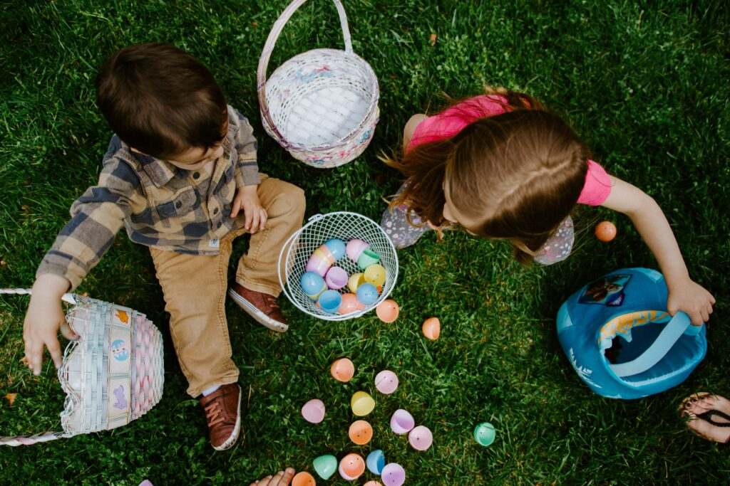 Free Printable Easter Basket Games for Kids