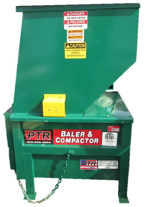 TP-33SP Stationary Compactor